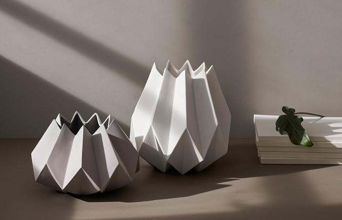 Wazon origami Folded by Menu