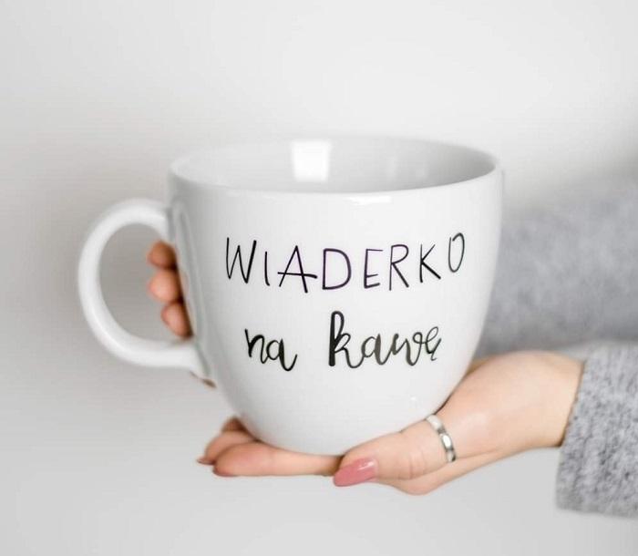 wiaderko na kawe
