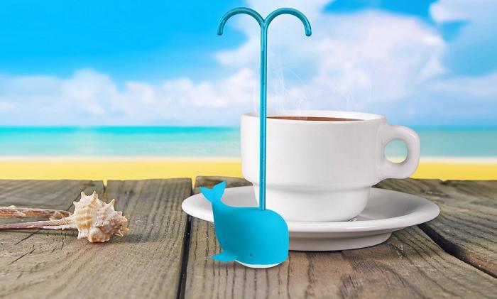 Zaparzaczka do herbaty wieloryb marki Fred&Friends