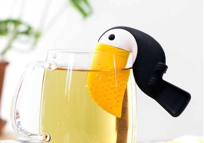 Zaparzaczka do herbaty tukan