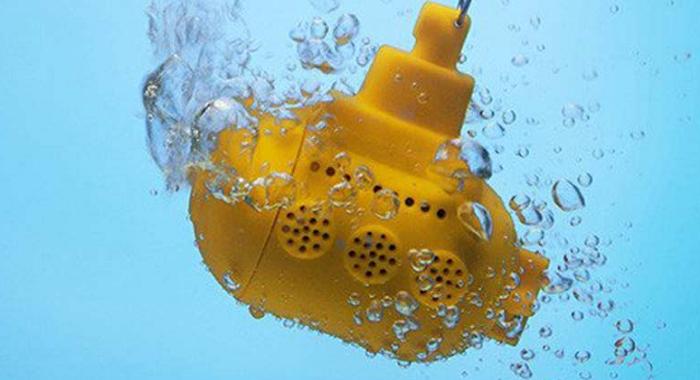 zaparzaczka do herbaty yellow submarine