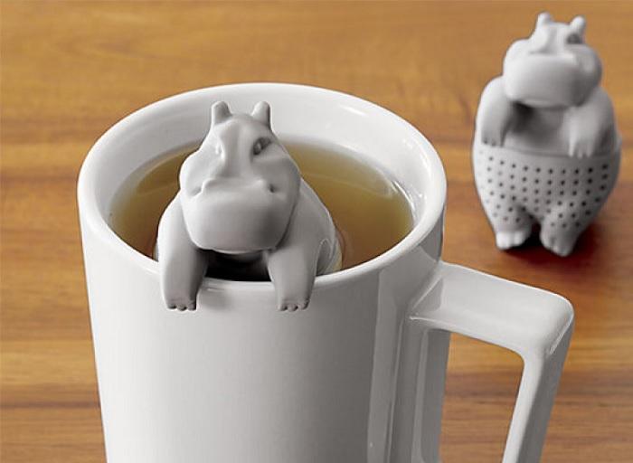 Zaparzaczka hipopotam marki Gamago