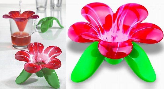 zaparzaczka kwiatek koziol