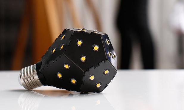 Kanciasta żarówka LEDowa Bloom by Nanoleaf