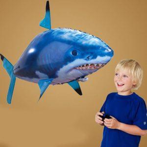 zdalnie sterowany rekin