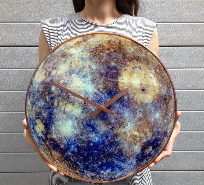 zegar planeta 1