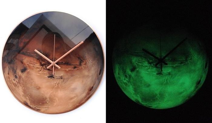 zegar planeta 3
