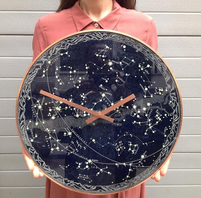 zegar planety 5