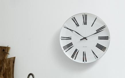 zegar rzymskie cyfry rosendahl