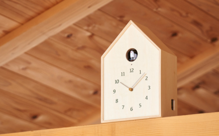 zegar z kukułką budka Lemnos