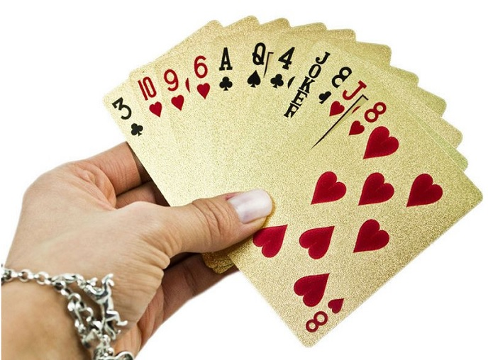 zlote karty do gry 2