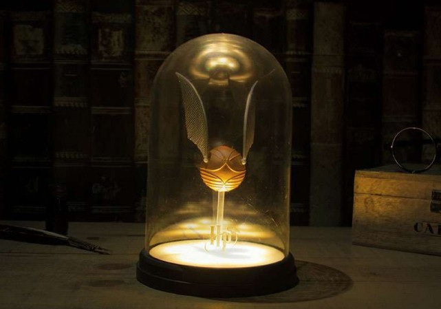 Lampka Złoty Znicz - Harry Potter