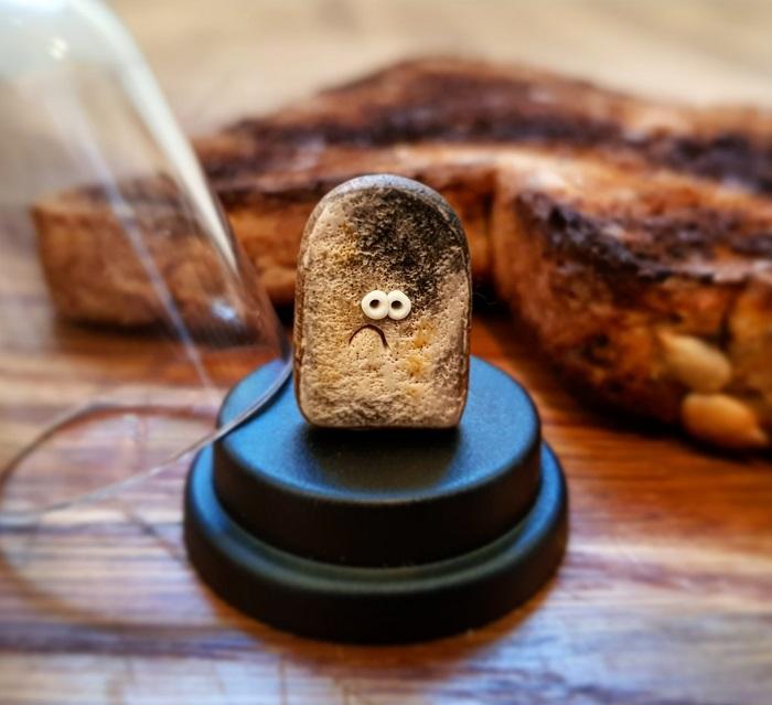 zwierzatko tost